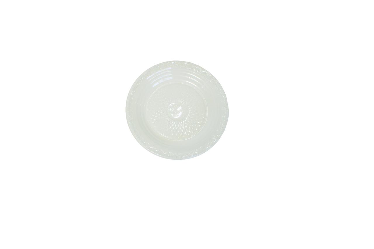 Prato Raso Biodegradável – 15 cm